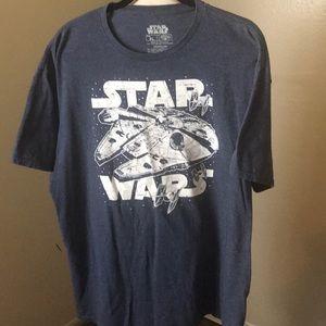 Star Wars Millennium Falcon Tee